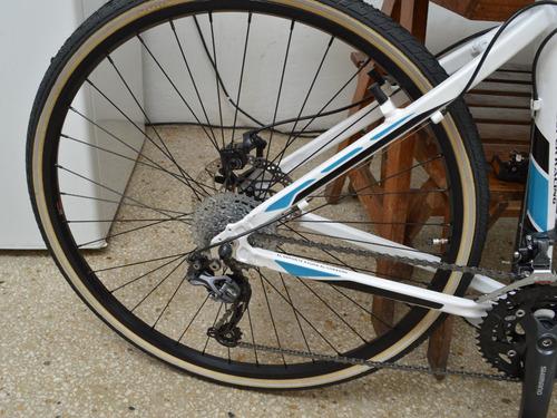 bicicleta lumig rin 29 margarita shimano slx 9 velocidades