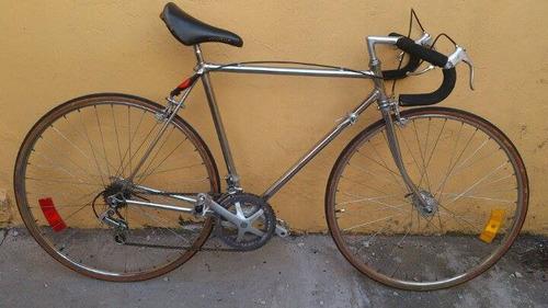 bicicleta magistroni dolomiti de carreras 10 velocidades r27