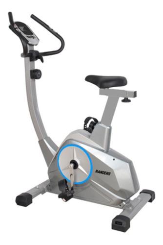 bicicleta magnética vertical randers arg159 uso hogareño