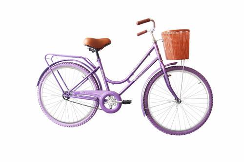bicicleta maja vintage clasica retro urbana rodada 24