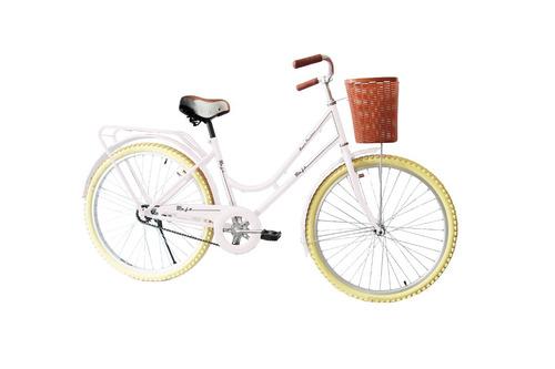 bicicleta maja vintage clasica retro urbana rodada 26