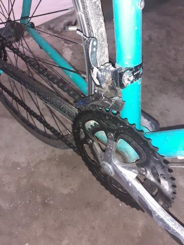 bicicleta marca alfameq