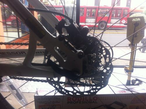 bicicleta marca gt modelo agressor 1.0 talla s nueva ox14