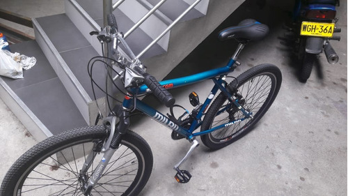 bicicleta marca milan