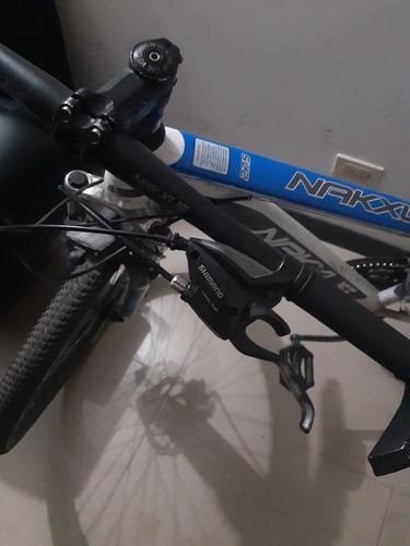 bicicleta marca nakxus