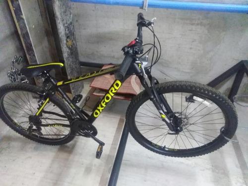 bicicleta marca oxfo