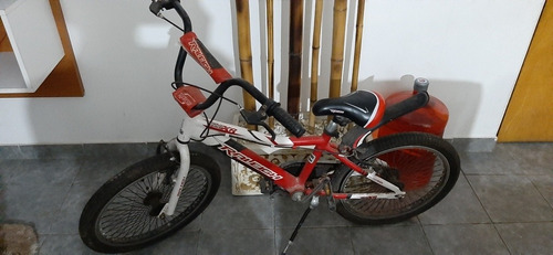 bicicleta marca raleigh rodado 24.