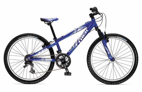 bicicleta marca treck para niño