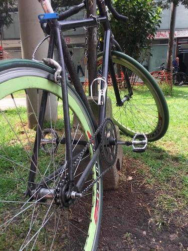bicicleta marco de acero manubrios de carbono negociable