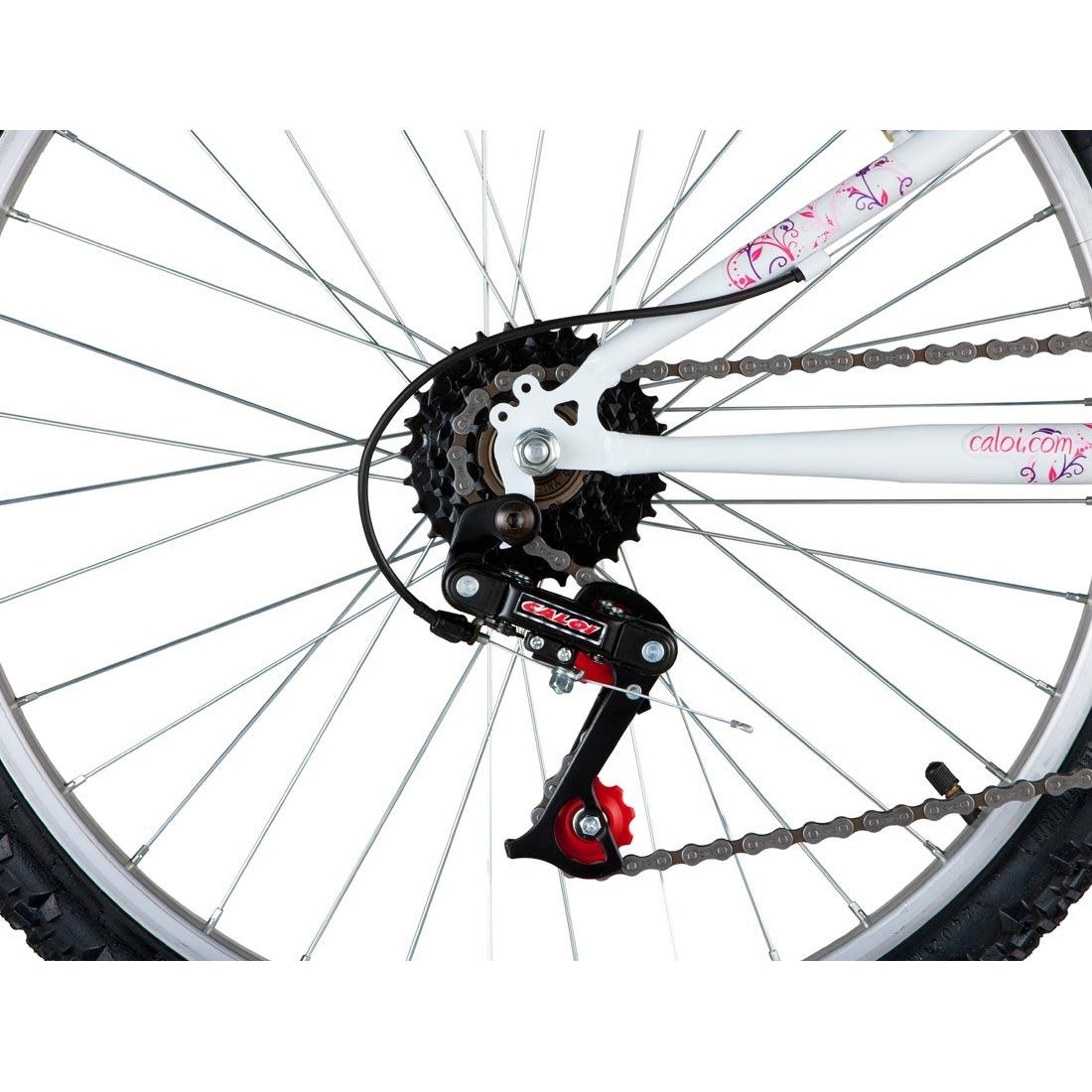 bicicleta max aro 24 freios v-brake 21 marchas - caloi. Carregando zoom. 8f3829f919c5a