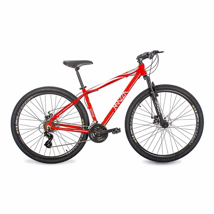 bicicleta mazza bikes 29 disco altus shimano 24 mzz-800. Carregando zoom. 0d52fccab3c34