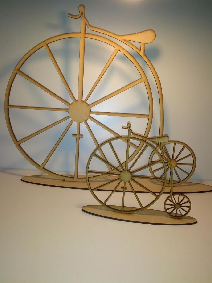 Mdf Bicicletas Antiguas Souvenirs En Mercado Libre Argentina # Muebles Bicicleta