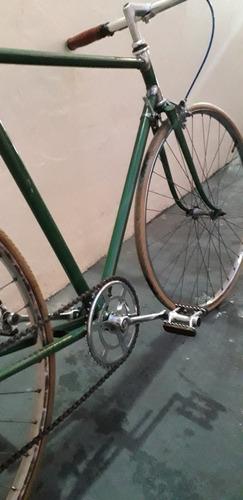 bicicleta media carrera r28 enpipado