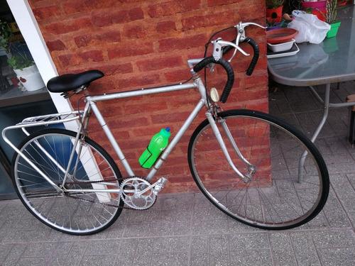 bicicleta media carrera rod 28