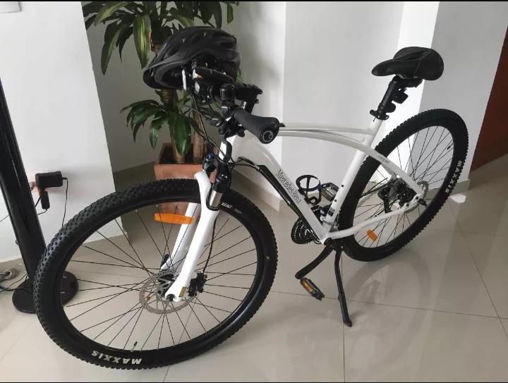 Bicicleta Mercedes Benz Fitness 18 2800000
