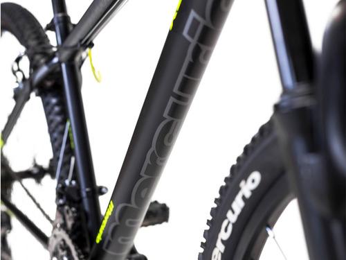 bicicleta mercurio kaizer rodada 29 c/suspensión 21 vel 2018