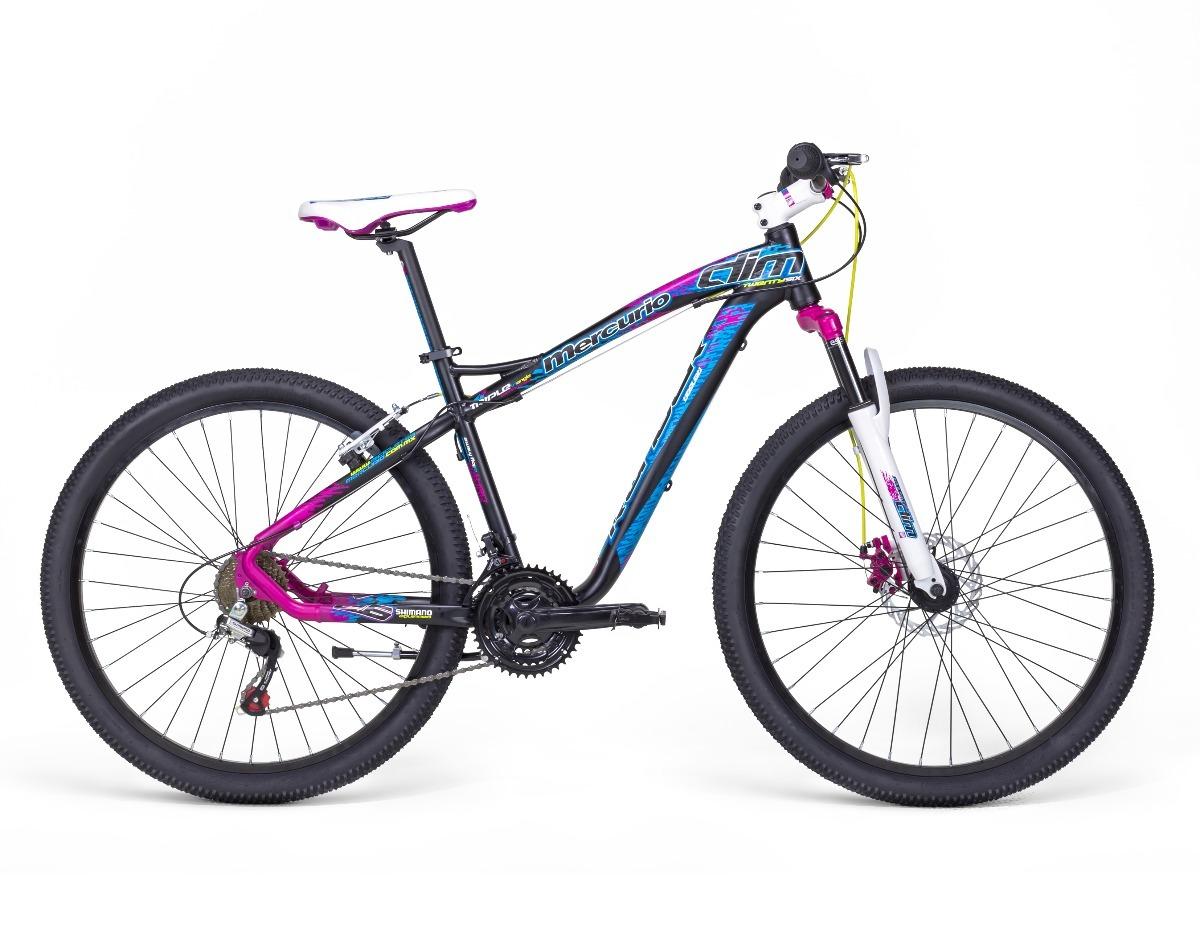 Bicicleta Mercurio Ranger Dim Rodada 26 Aluminio 21 Vel