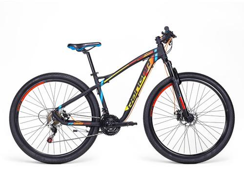 bicicleta mercurio ranger pro rodada 29 21 v fno disco 2018