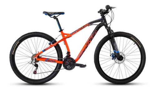 bicicleta mercurio ranger rodada 26 aluminio 21 velocidades