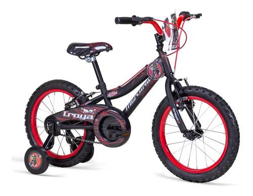 bicicleta mercurio troya rodada 16 ruedas entrenadoras