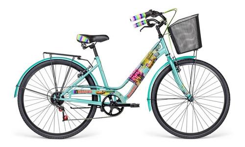 bicicleta mercurio urbana broadway rodada 26