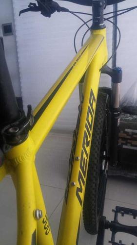 bicicleta merida big seven 500