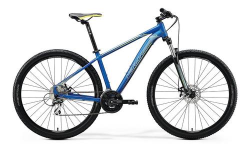 bicicleta merida big.nine 20-md aro 29 silk medium blue