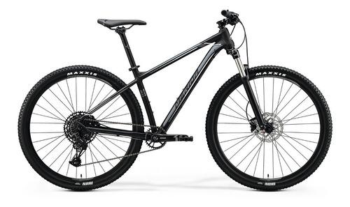 bicicleta merida big.nine 400 aro 29 matt black(silver/w)
