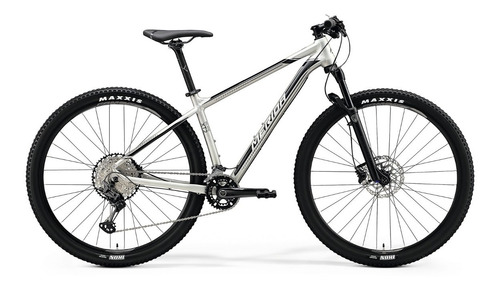 bicicleta merida big.nine xt2 m(17) matt titan