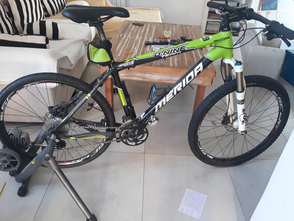 Bicicleta Merida O Nine De Carbono Rodado 16 Cuadro 18 - $ 30.000,00 ...