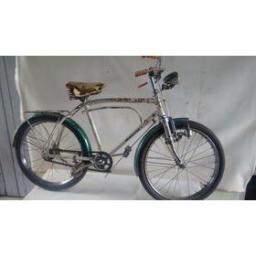 Bicicleta Monark Brasiliana Aro 20 Antiga