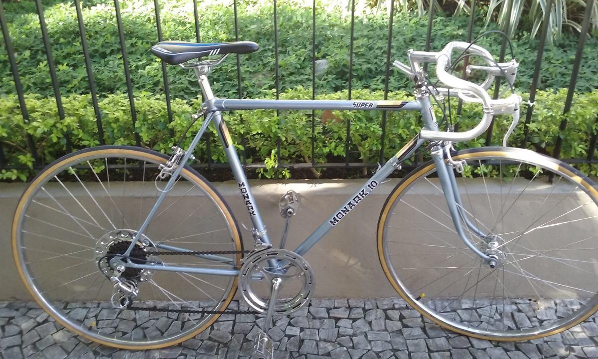 Adesivo De Parede Onde Comprar ~ Bicicleta Monark Super 10 Em Excelente Estado Decada De 80 R$ 1 800,00 em Mercado Livre