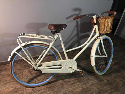 bicicleta monet urban vintage style