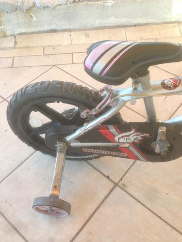 bicicleta mongoose r16