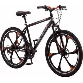 Bicicleta Mongoose R26 21 Velocidades Frenos De Disco