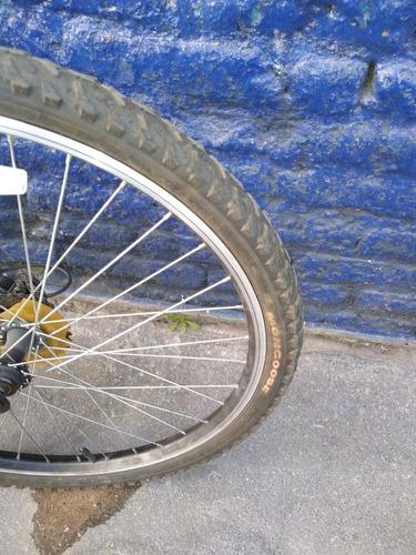 bicicleta mongoose r26 aluminio