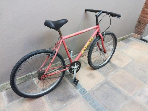 bicicleta montain bike rodado 26 usada