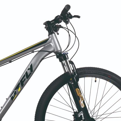 bicicleta montaña 29 dtfly omega frenos hidráulicos