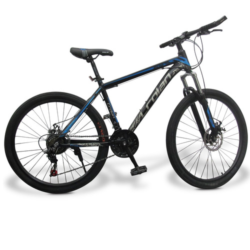 bicicleta montaña crolan cuadro de aluminio 26