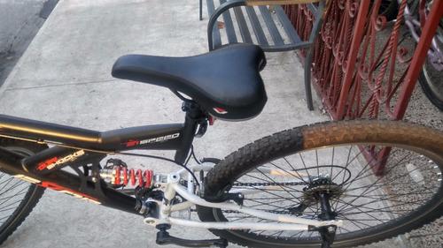 bicicleta montaña flexor 29  21 vel. negociable.