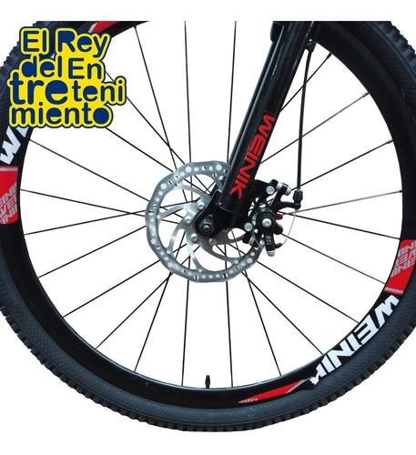 bicicleta montaña hombre rod 26 frenos disco 21cambio el rey