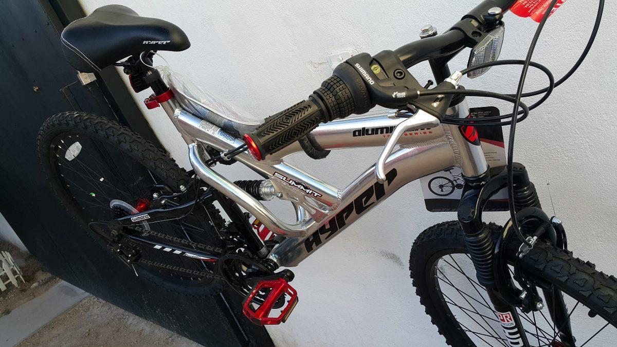 Bicicleta Montana Hyper Aluminio Rin 26 Full Suspension - $ 5,499.00 ...