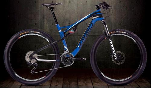 bicicleta montaña krbo dxt 29 expert shimano slx deore 10