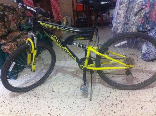 bicicleta montaña mongoose