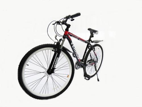 bicicleta montaña rodado 27.5/29 mtb shimano 21 cambios