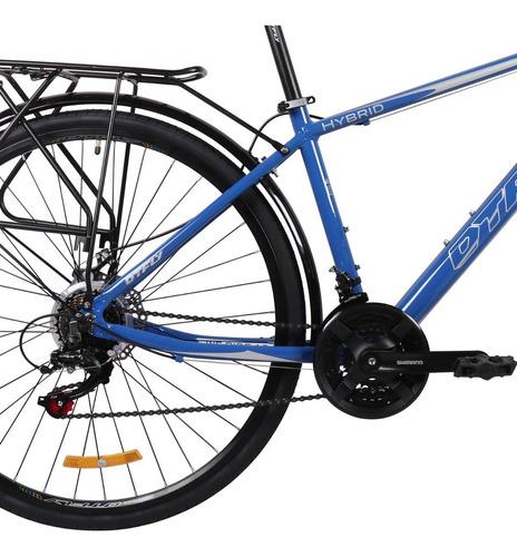 bicicleta montaña ruta hibrida dtfly 2019 shimano.