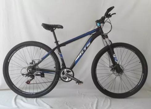 bicicleta montañera 29 gts aluminio 21v suspension