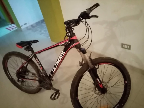 bicicleta montañera aro 25 doble suspension