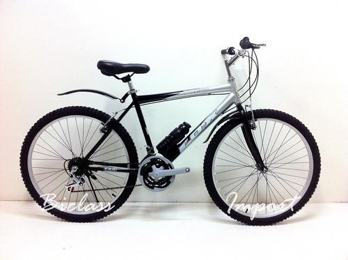 bicicleta montañera aro 26 / 24 aluminio  18 cambios ¡veloz¡