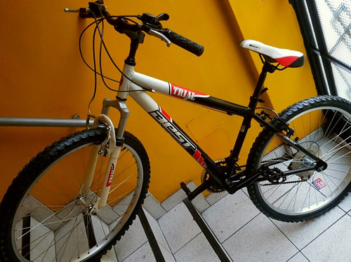 bicicleta montañera  aro 26 aluminio best 18 cambios monark